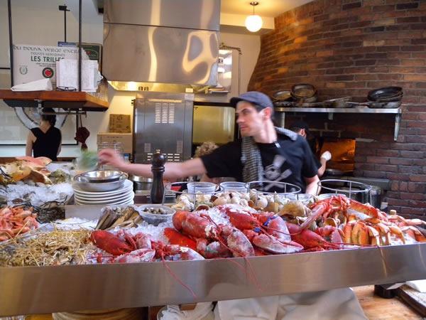 10 seafood kitchen