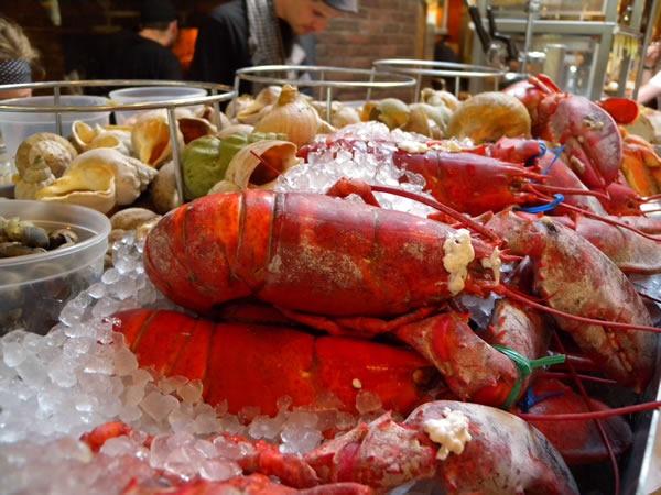 11 seafood