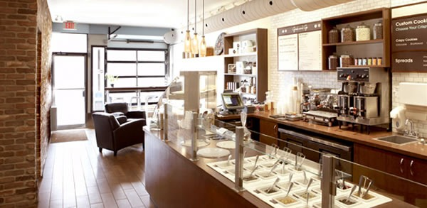sweet flour interior