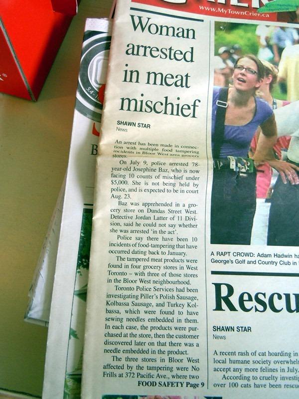 meat mischief