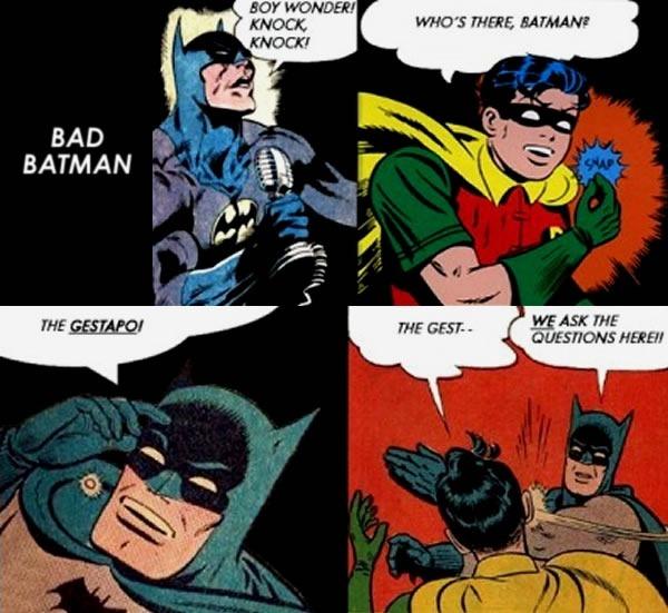 bad batman