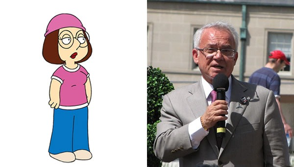 Joe Pantalone as Meg Griffin