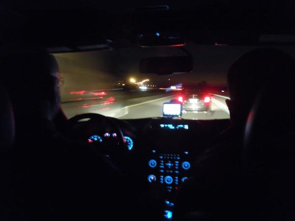 drive dark