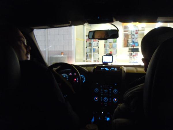drive light