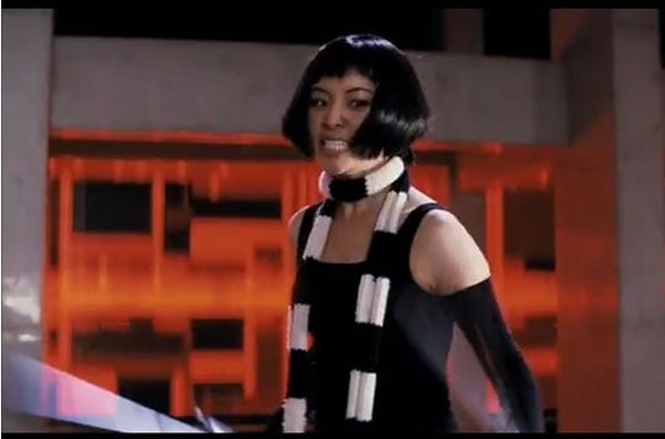 "Still of ""Knives Chau"" (played by Ellen Wong) from ""Scott Pilgrim vs. The World"""