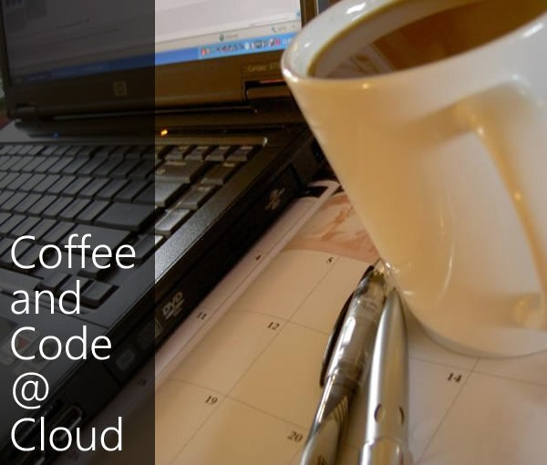 coffee and code at cloud