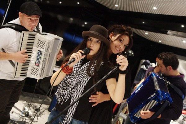 gianni mirizzi and accordion