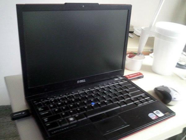 Joey's Dell e4300