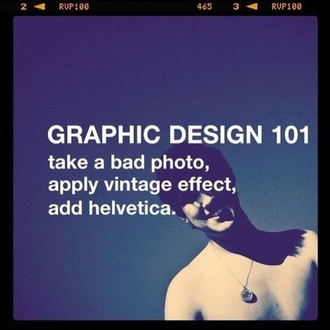 graphic design 101