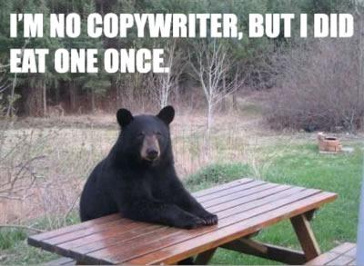im no copywriter