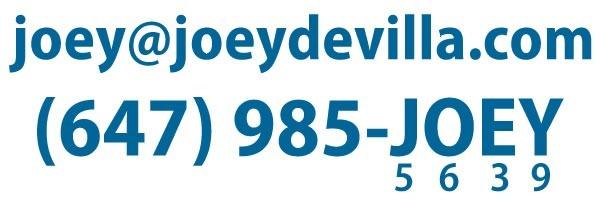 joey@joeydevilla.com / (64) 985-JOEY (5639)