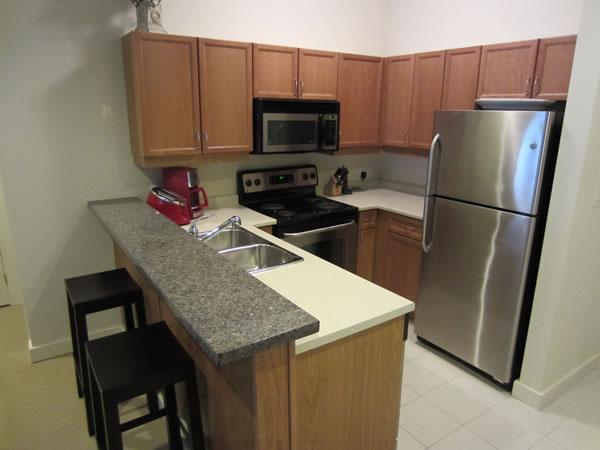 Kitchen in my apartment