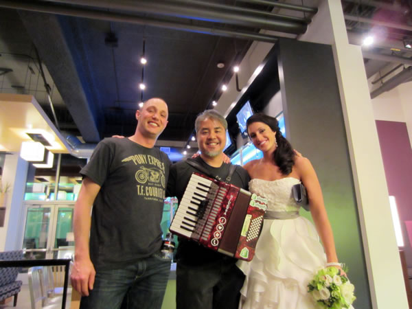 Aloft wedding 1