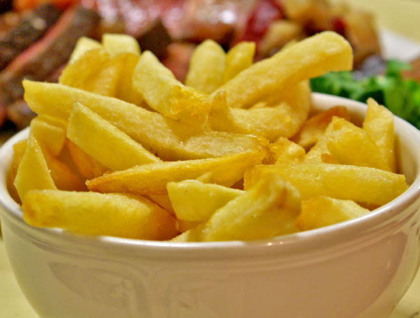Consolation fries