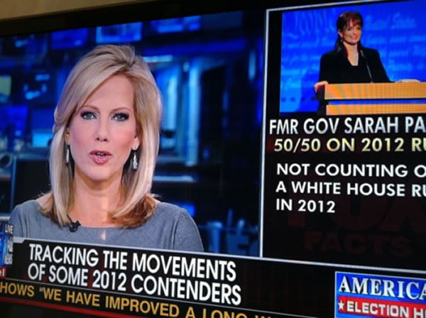 fox news showing fey as palin