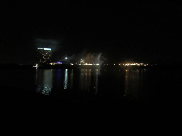 Lake leamy