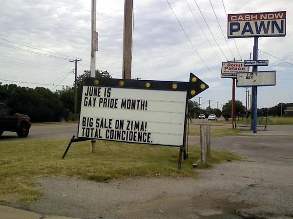 Pride month zima