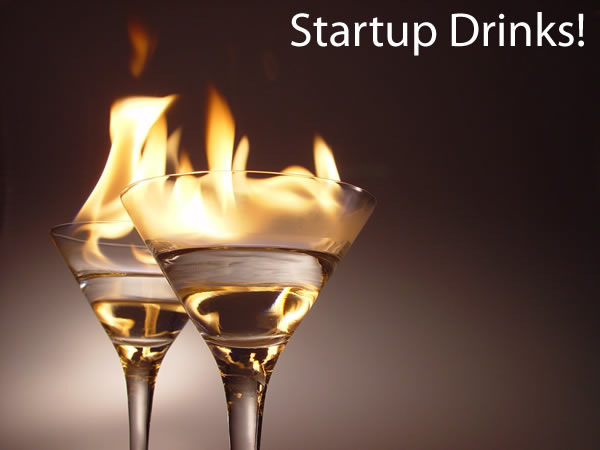 Startup drinks