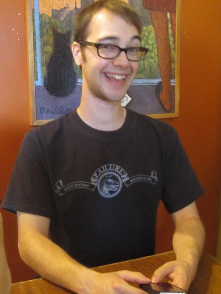 Edward pailure shirt small