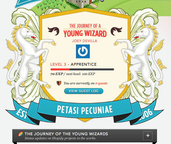 Unicorn: The Journey of a Young Wizard