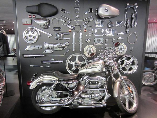 10 exploded bike