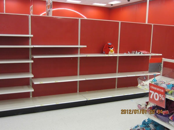 "angry bird 2 - Clearance Shelves At Target Or An €�Angry Birds"" Game In Progress?"