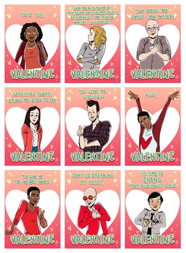 community valentines
