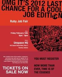 ruby job fair