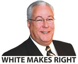 Ron Leech: White Makes Right