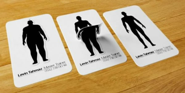 Clever Business Card Designs The Adventures of Accordion