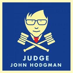 Judge John Hodgman logo