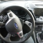 Dashboard of C-MAX Energi