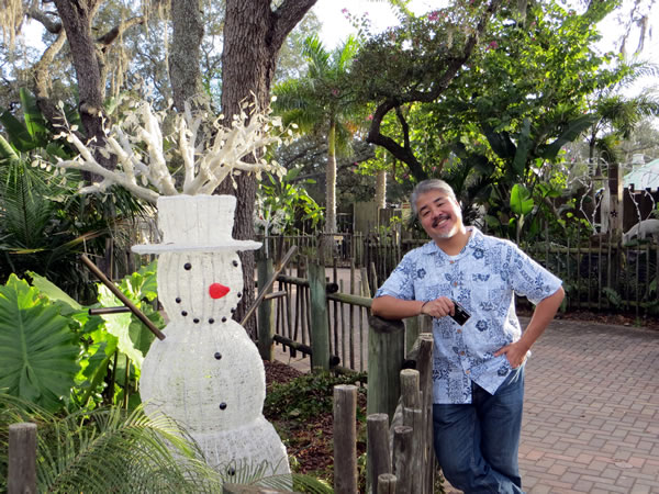 florida snowman and joey devilla