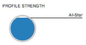 profile strength - all star