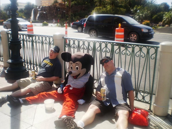 down and out in the magic kingdom