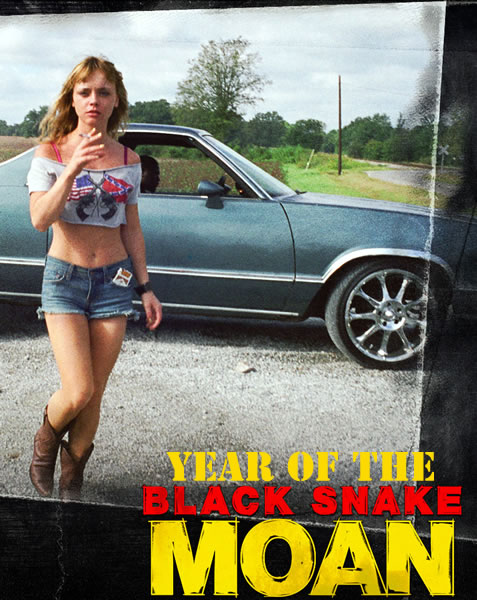 year of the black snake moan