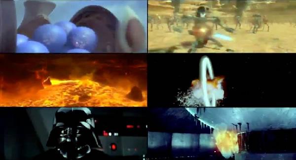 all 6 star wars