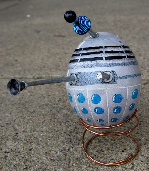 dalek easter egg