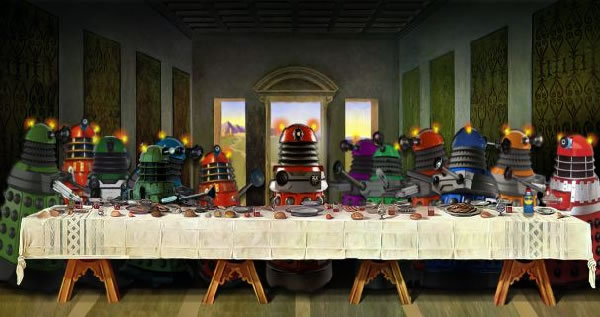 dalek lst supper