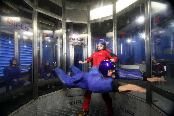 joey indoor skydiving 2