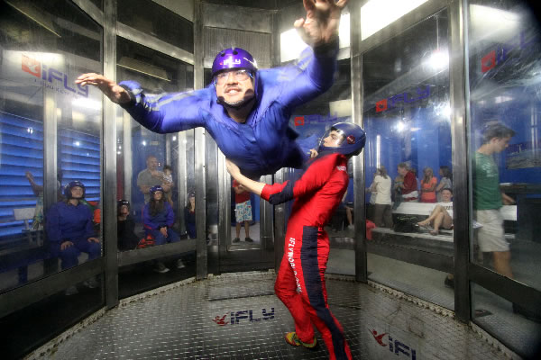 joey indoor skydiving 4