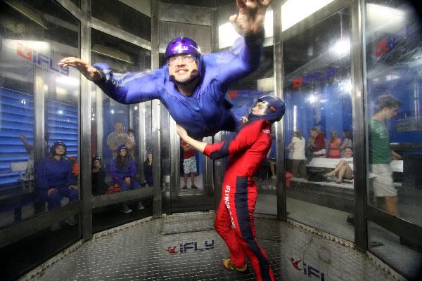 joey indoor skydiving 4