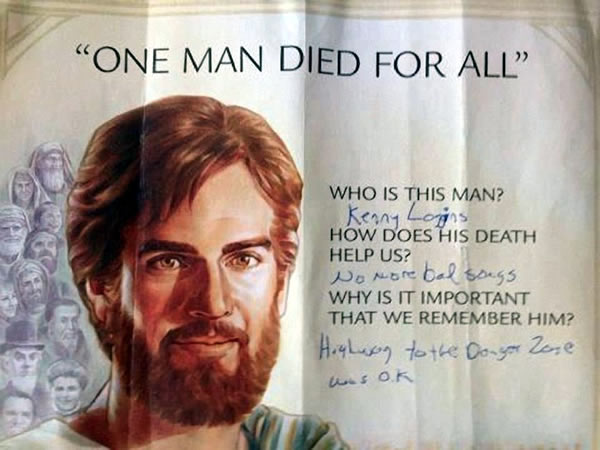 kenny loggins died for us all