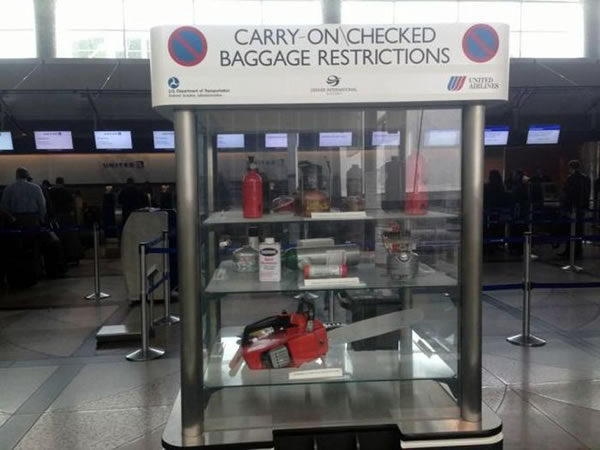 carry on restrictions