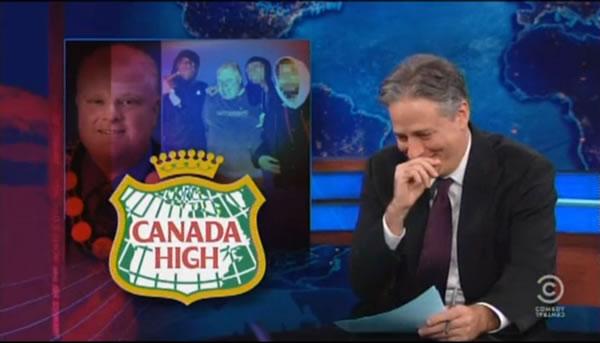 canada high