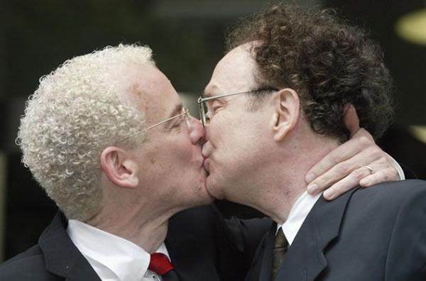 ontarios first same sex wedding