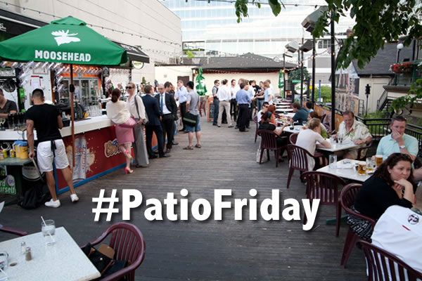 patio friday
