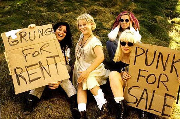 L7 grunge for rent
