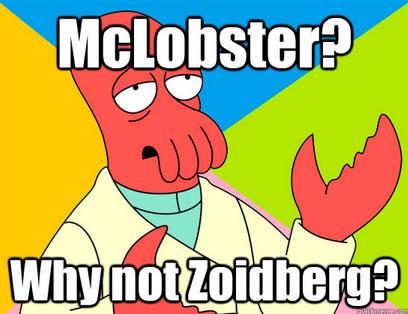 mclobster 8