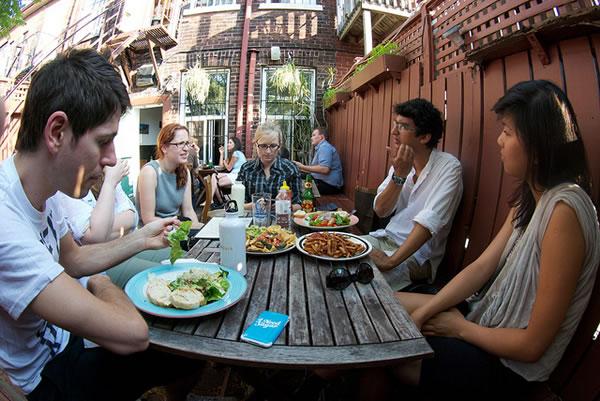 patio friday 5